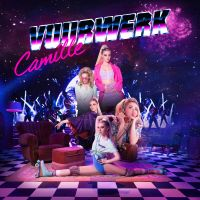 Cover Camille [BE] - Vuurwerk
